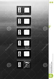 retro elevator buttons stock photo image 80831945