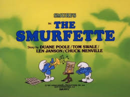 smurfette episode smurfs wiki fandom powered wikia