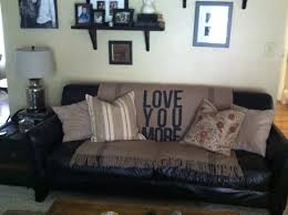 throw blankets for sofa another view of my love you more throw blanket i purchased from in