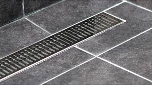 on the level wetroom formers for tiled floors youtube