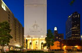 New Orleans Map Of Hotels by Hotel In New Orleans French Quarter Le Pavillon Hotel