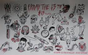 friday the 13th tattoos inked magazine inked magazine