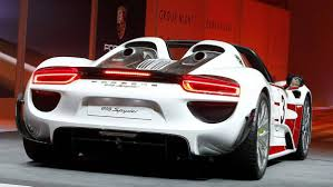 porsche spyder 918 porsche recalls high end 918 spyder hybrid to repair rear axle