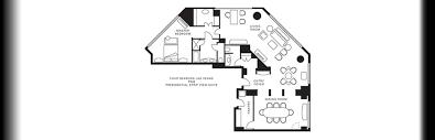mandalay bay floor plan presidential strip view suite four seasons hotels and resorts