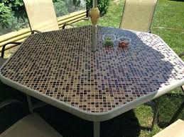 Patio Table Top Replacement Patio Table Glass Top Replacement Diy Plexiglass