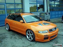 2009 audi a4 tuning tuning audi a4 avant cartuning best car tuning photos from all