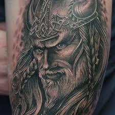 visual viking tattoo viking shoulder tattoo on tattoochief com