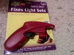 Fixing Christmas Lights String by The Revenge Of Christmas U2013 Nanowonders
