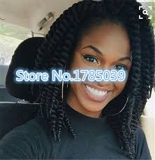 black cuban twist hair freetress equal synthetic braid havana twist style cuban twist on