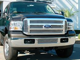 Ford F350 Truck Grills - t rex bar billet grille fast shipping partcatalog com