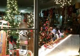 christmas hers hers his thrift window 2 2016 holidazzle window displays