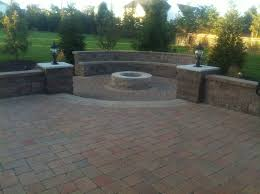 Paver Patio Nj Nj Creative Concrete Paver Patio Marlboro Nj 07746 Concrete