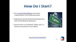 What Is An Online Resume by Jordan Nicholas U201cnick U201d Pizarro Google
