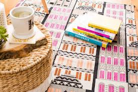 Diy Area Rug Make Over Your Home With These 23 Diy Rugs Brit Co