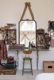 Vintage Vanity Chair Bedroom Amazing Standing Mirror Jewelry Vintage Vanity Stool