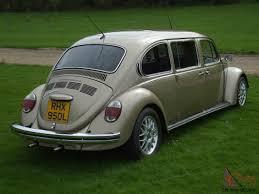 volkswagen beetle 1960 custom built classic 1972 vw beetle limousine