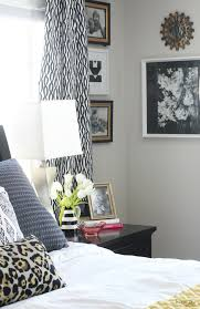 Black And White Curtain Designs New Year New Room Master Bedroom Refresh This Is Our Bliss