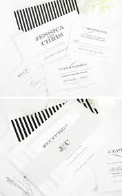 Silver Wedding Invitations Elegant Wedding Invitations In Black And Silver U2013 Wedding Invitations