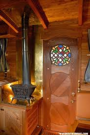 Interiors Of Tiny Homes Handmade Truck Camper With A Yacht Like Interior Truck Camper