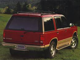 1994 ford explorer xlt 1994 ford explorer overview cars com