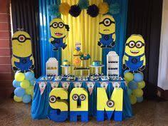minions birthday party alex s 5th minion birthday party my funnest setup yet tags