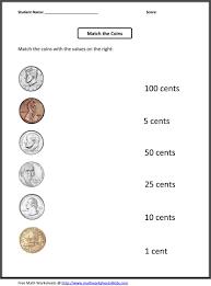 Volume Of Rectangular Prism Worksheet Beauteous Free Math Money Worksheets 1st Grade Count The Penn