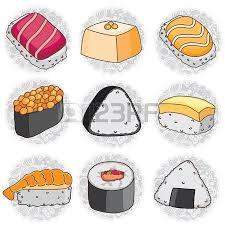 cuisine clipart kawaii japanese cuisine clip royalty free cliparts vectors and