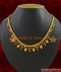 emerald stone necklace jewelry images Nckn291 trendy teen design semi precious ruby emerald stone necklace jpg
