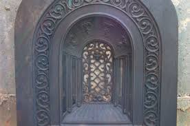 iron fireplace cover home decor ryanmathates us