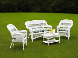 Best Outdoor Wicker Patio Furniture White Wicker Patio Furniture Free Home Decor