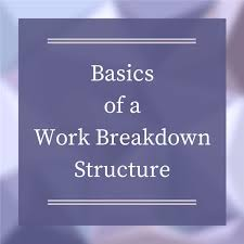 Work Breakdown Structure Excel Template What Is A Work Breakdown Structure Exles Of A Wbs