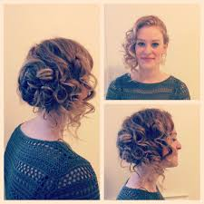 27 updos for curly hair designs ideas hairstyles design