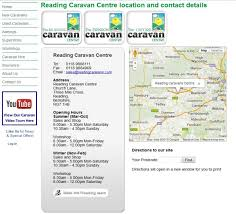 reading caravan caravannersrus