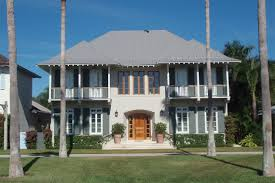 custom vacation homes florida plantation style
