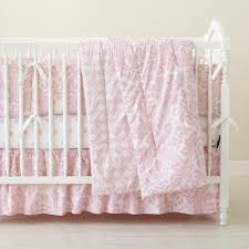 Gray And Pink Crib Bedding Light Pink Crib Bedding Modern Bedding Bed Linen