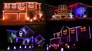 spooky singing halloween houses genxposé
