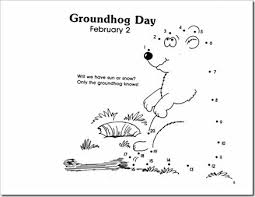 98 groundhog activities images ground hog
