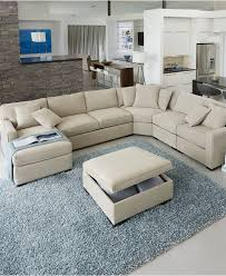 Oversized Floor L Sofa Oversized Sectionals Grey Sectional Small Leather Sectional