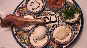 messianic seder plate a pass ova mystery beth immanuel messianic synagogue
