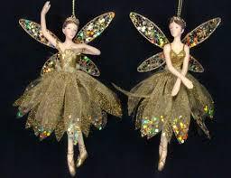 11641 gisela graham gold fabric ballerina