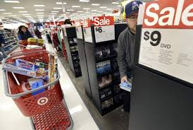 target black friday s6 edge shoppers spend less during the holiday weekend due to bargains