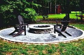 Firepit Design Outdoor Pit Designs Popular Design Crafts Home Regarding 17