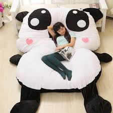 Bean Bag Sofa Bed by Best Cartoon Giant Panda Beanbag Soft Stuffed Bed Carpet Sofa