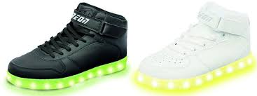 led light up shoes neon kyx led light up shoes 19 98 orig 74 free shipping
