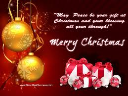 merry 2013 lets celebrate the christian festival