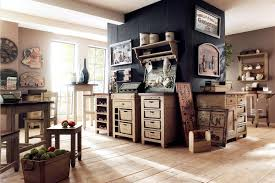 la cuisine bistrot rideau cuisine style bistrot design d intérieur et inspiration de