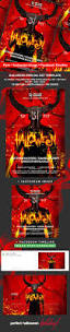 48 best halloween party images on pinterest flyer template font