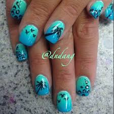 39 best topical nail designs images on pinterest palm tree nails