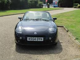 fiat convertible 2005 fiat barchetta 16v convertible for auction anglia car auctions