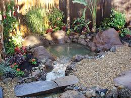 Diy Backyard Pond by Outdoor Water Features Outdoor Water Features Water Features